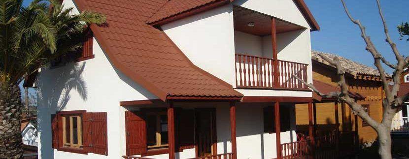 Casa de madera Lotus de Casas Carbonell