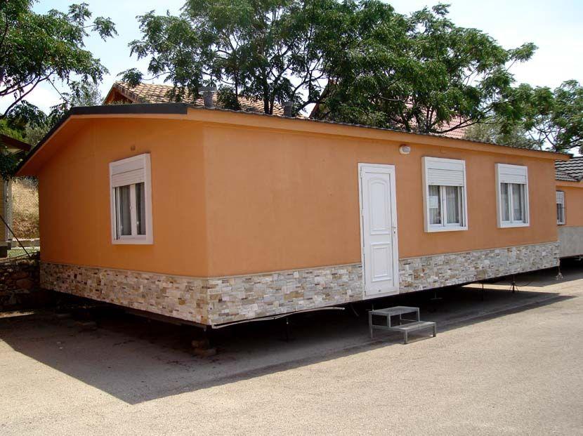 casa prefabricada Victoria 60 de Casas Carbonell