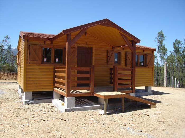 Como se monta una casa de madera modular de Casas Carbonell