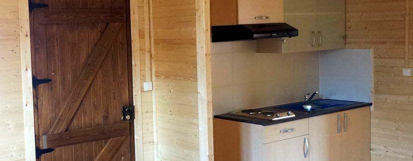 casas de madera modulares baratas CCR de Casas Carbonell