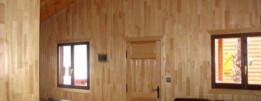 Casas de madera en Valencia en Casas Carbonell