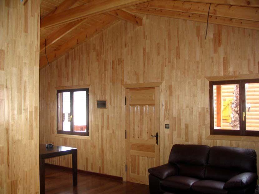 Casas de madera de Valencia en Casas Carbonell