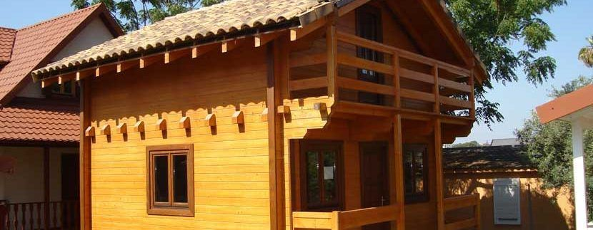 ofertas de casas de madera y casas prefabricadas en Casas Carbonell