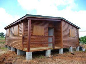 Legislación de casas de madera Modelo Laurel de Casas Carbonell