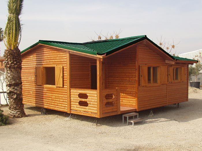 Las Casas De Madera Prefabricadas Tienen Que Tener Cimentacion