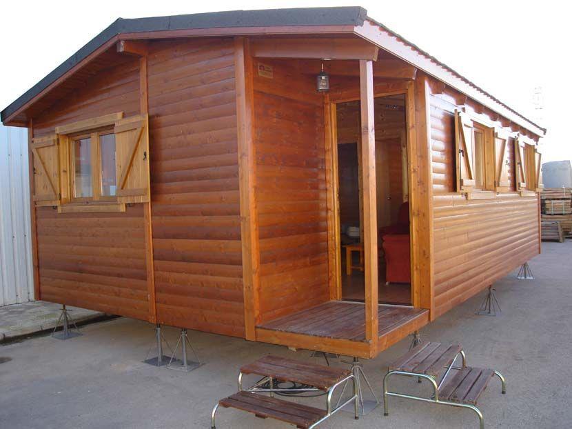 Feria de burdeos vivons bois casa modular de madera en francia - Feria de casas prefabricadas ...