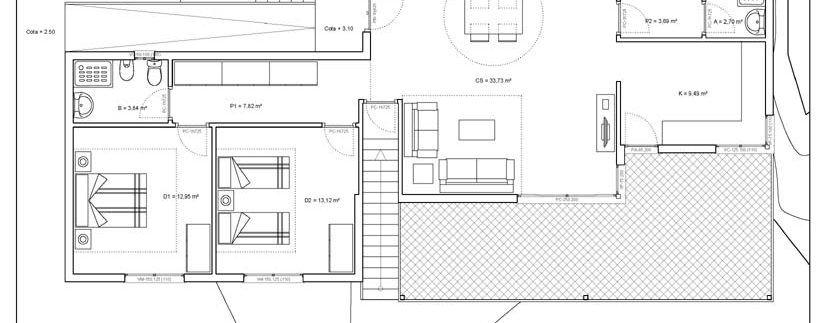 Casas prefabricadas a medida en Casas Carbonell