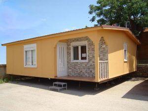 Precio en casas prefabricadas Hergohomes modelo Ronda