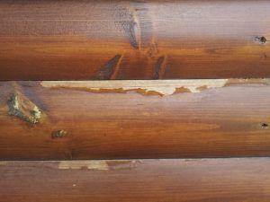 Mantenimiento casa madera Casas Carbonell