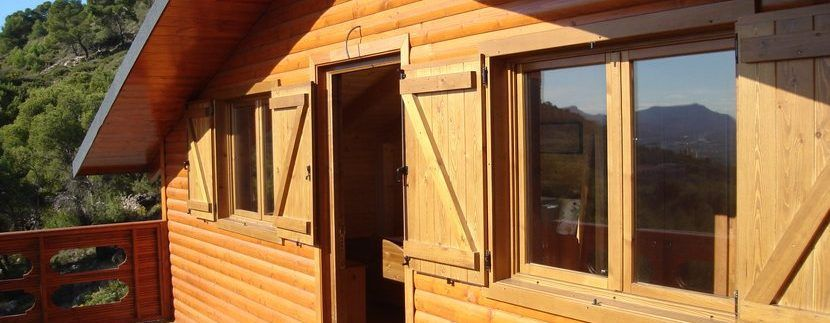 Casas madera a medida