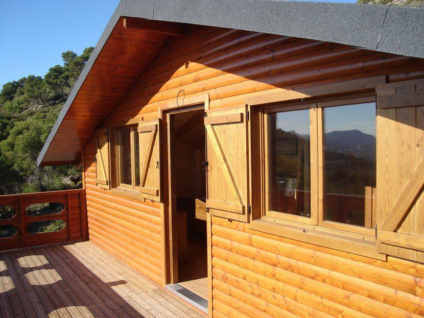 casas madera a medida fabricaci n de casas de madera y