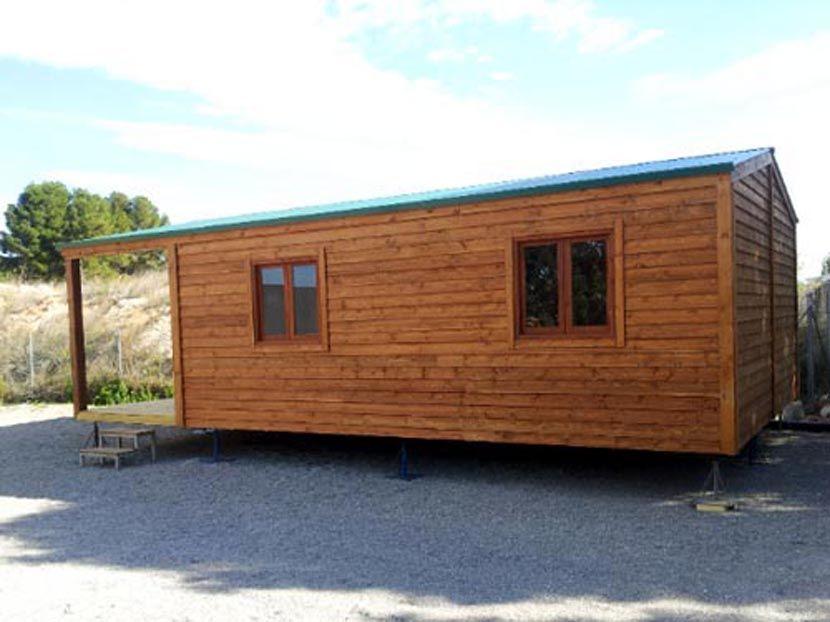 Casas econ micas de madera modelo ccr42 casa movil - Casas madera economicas ...