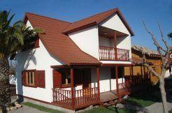 casas de madera modelo Lotus Casas Carbonell