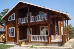 oferta casas de madera Portacoeli