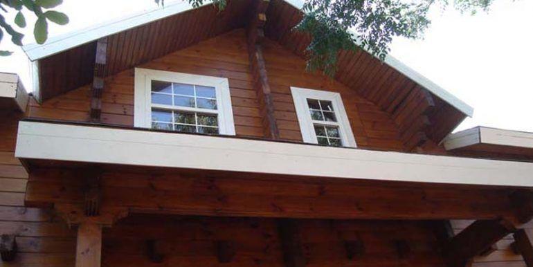 casa de madera modelo PortaCoeli de Casas Carbonell (4)