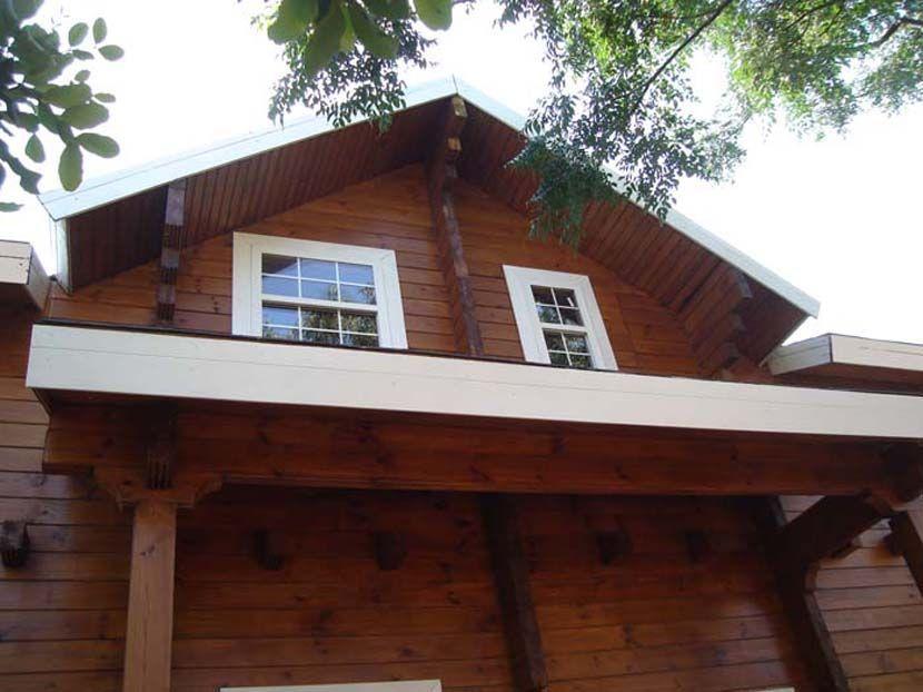 Oferta casas de madera maciza modelo porta coeli casas for Casas de madera para jardin ofertas