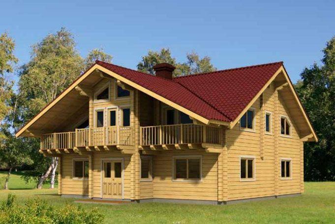 Casas Prefabricadas en Kit Catherine 244,6m² – 12,00×12,50