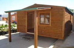 casas de madera económicas Casas Carbonell transportables
