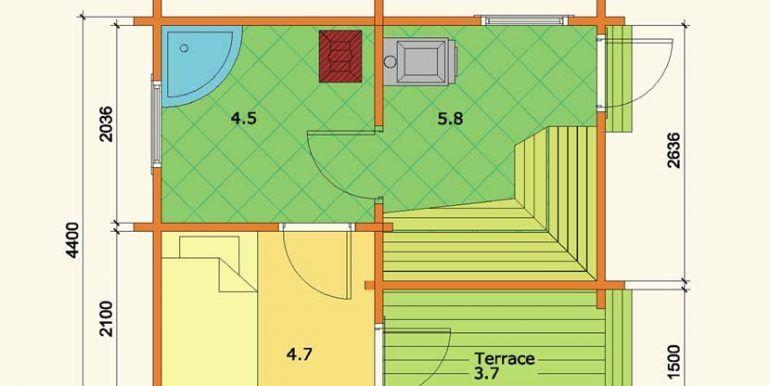 plano Sauna Sofia