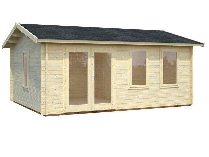 CABAÑA IRIS 19,1 m² 510 x 390