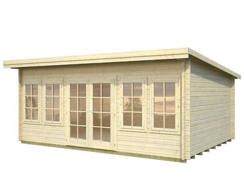 CABAÑA LISA 19,4m² 550×400