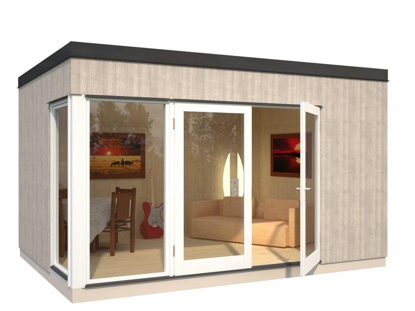 CASETA NÓRDICA SOLVEIG 13,6 m² 456×330
