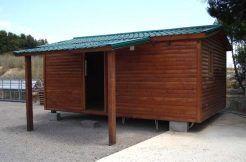 Casas prefabricadas modelo Altea de Casas Carbonell