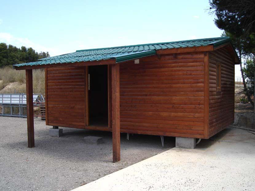 Casas Prefabricadas modelo Altea 30m² – 5,80 x 3,90