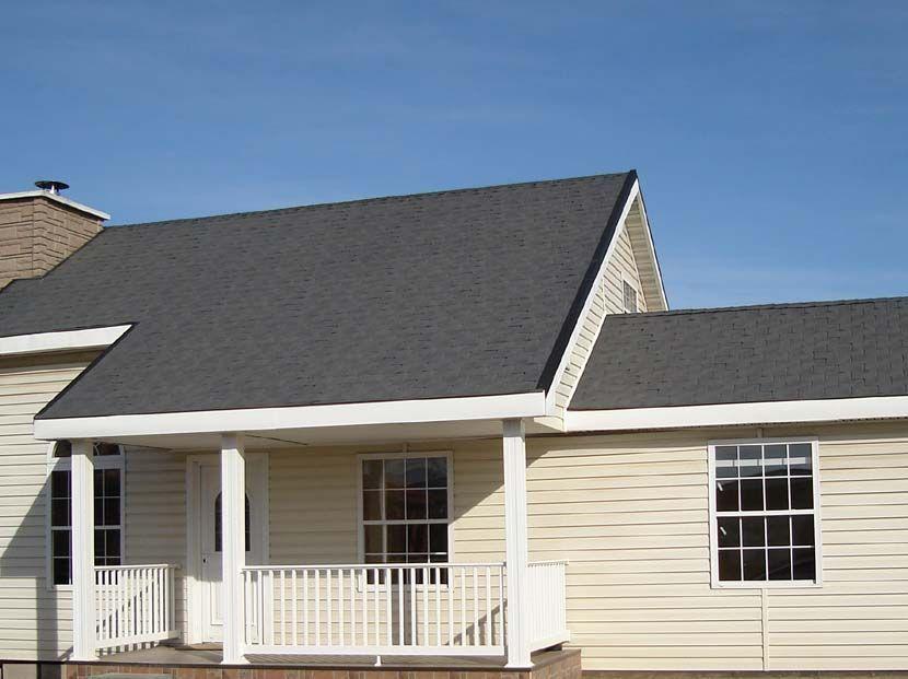 Casa Americana 4H 110m² prefabricada