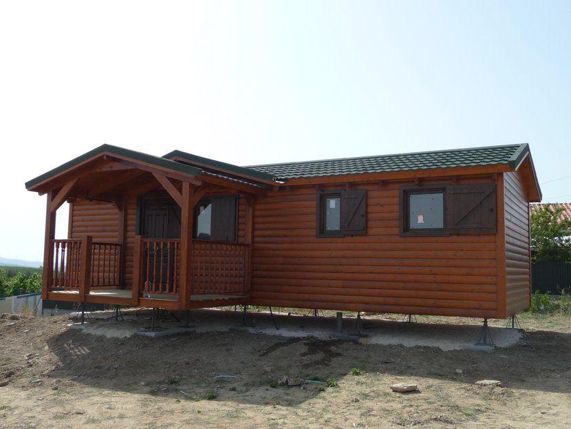 Casa prefabricada modular Calpe 46m²  10×3,90