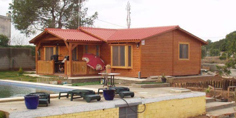 casa de madera Carpato, modelo Silvana 4C (5)