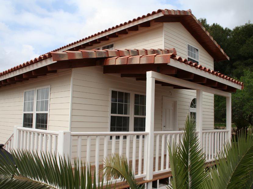 Casas de madera modelo Nadia Fantom 4H 133m²