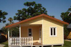 fabricación de bungalows, Casas Carbonell, para camping