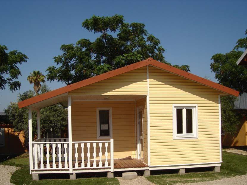 Casa de madera, Costa 39m², fabricación de bungalows