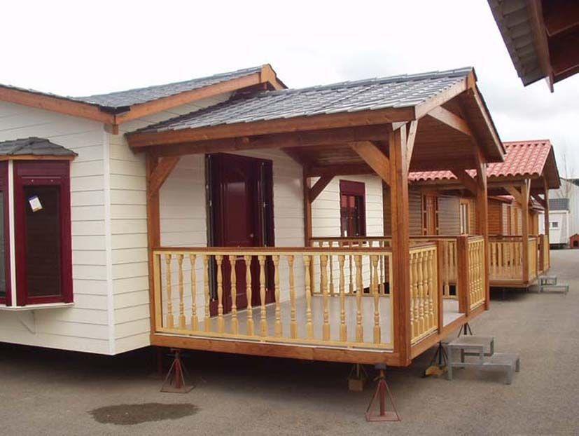 Casa de madera Carpato Hércules 63m² – 8,20 x 6,28