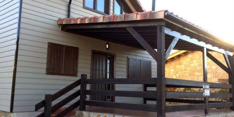 Casa prefabricada Orea de Casas Carbonell