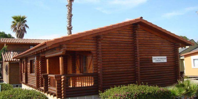 Casas Carbonell modelo Primavera