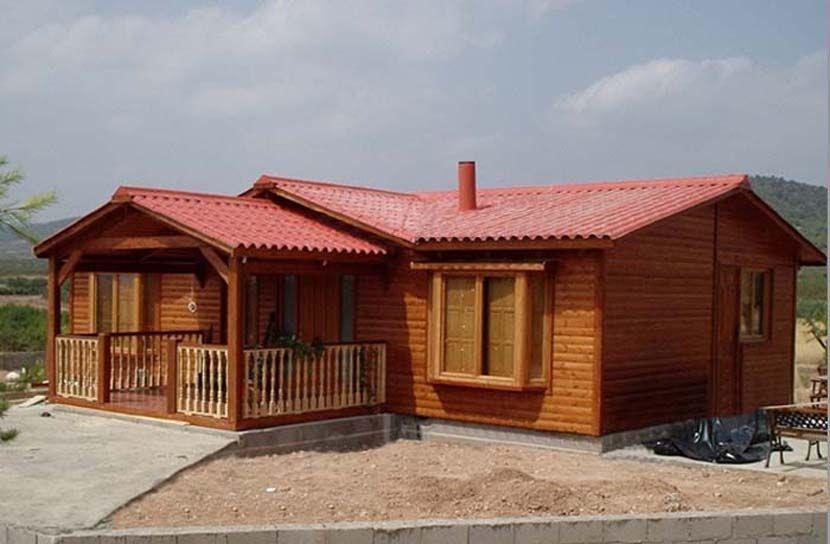 Casa Modular De Madera, Carpato Silvana 4C 86m²