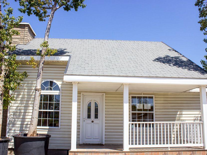 Oferta casa prefabricada americana de 3 habitaciones con garaje