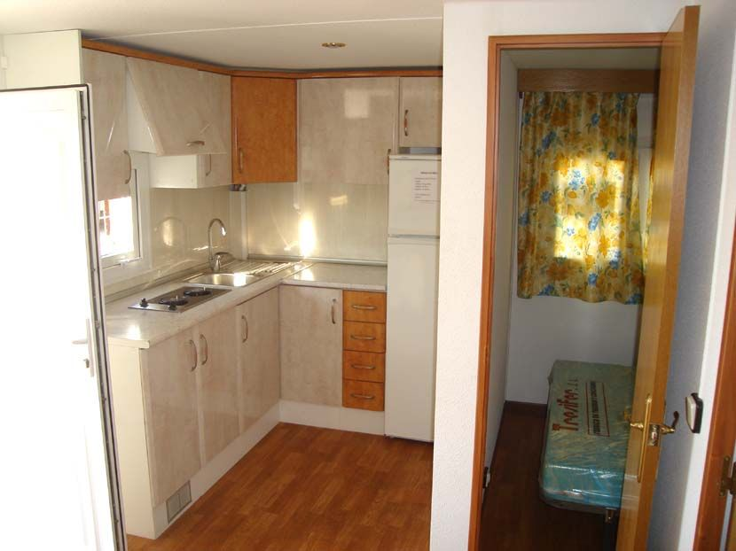 Ofertas casas prefabricadas hergohomes modelo cantabria 21 m - Interiores de casas prefabricadas ...