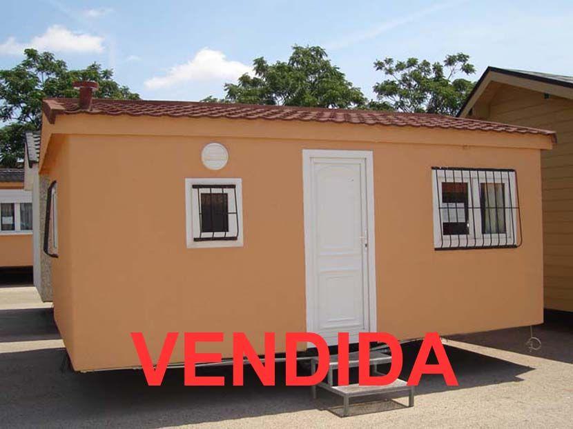 Ofertas casas prefabricadas Hergohomes, modelo Cantabria 21 m² VENDIDO