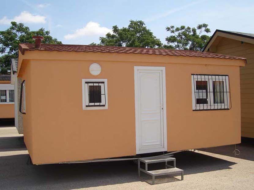 Ofertas casas prefabricadas hergohomes modelo cantabria 21 m - Casas prefabricadas oferta ...