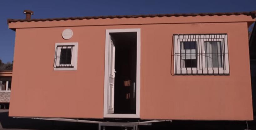 Casa prefabricada Hergohomes, modelo Cantabria 21m²
