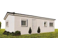 casa prefabricada Hergohomes Cronos de Casas Carbonell