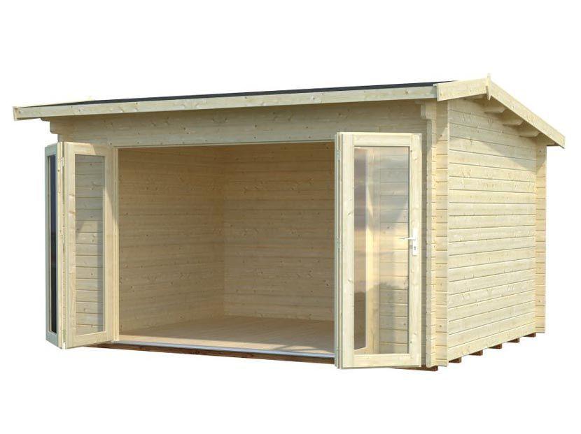 CABAÑA INÉS 11,1m² 410×320