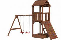 Parque infantil de madera Jesper 3.