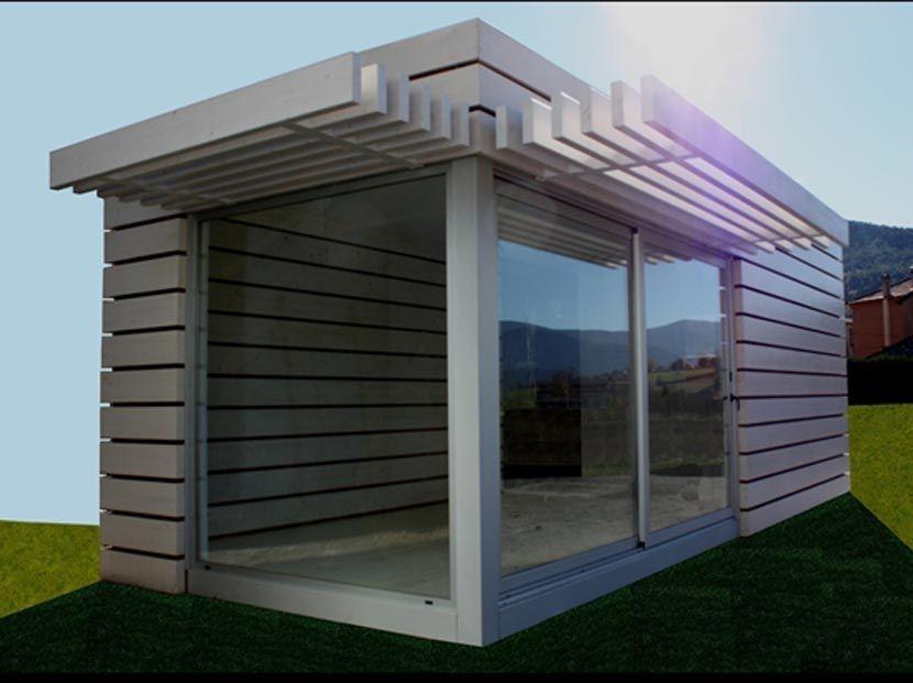 Oferta prefabricado modular para spa y sauna 23,40m² – 7,80×3,00
