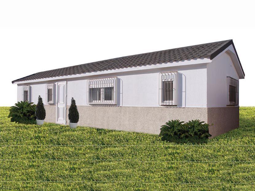 Casas prefabricadas modulares hergohomes triton n casas carbonell - Casas de madera modulares ...