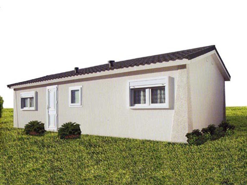 Casas Prefabricadas Móviles Bermudas 36m² – 8,82×4,05