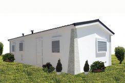Casas prefabricadas Carbonell, modelo Tudor-N